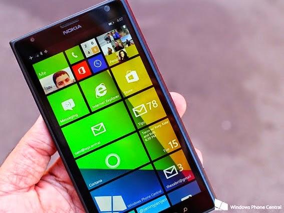 Cara Mengatur Kunci Privasi Keamanan di Windows Phone