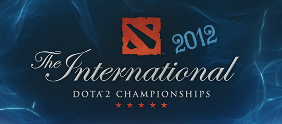 The International DotA 2 Championship 2012 Coming This