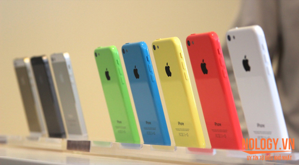 Thời điểm này nên mua iPhone 5c hay iPhone 5 ?