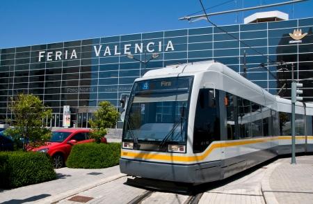 Metrovalencia ofrece a partir de mañana servicios especiales de tranvía para desplazarse hasta Feria Valencia