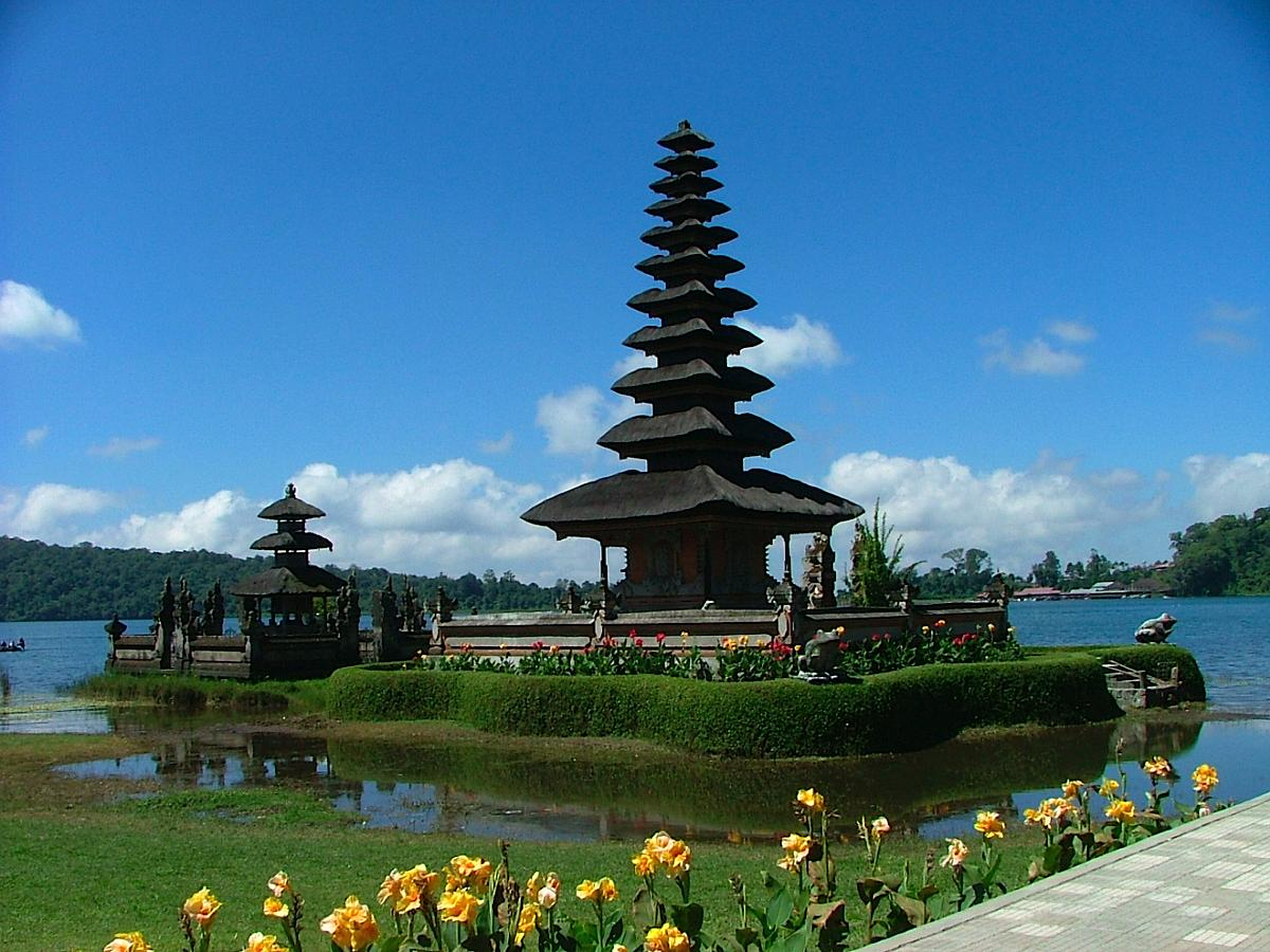 Beautiful Place Bedugul Bali