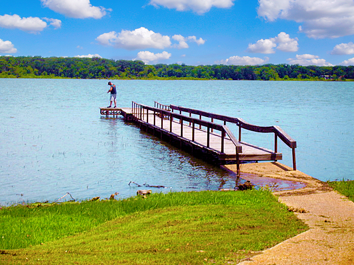 Passport america site seers encore resorts in tx texas for Lake whitney fishing