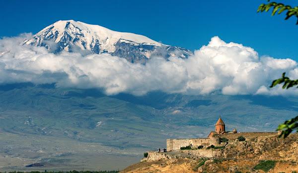 Ağrı Dağı Güzel Manzara Resimleri