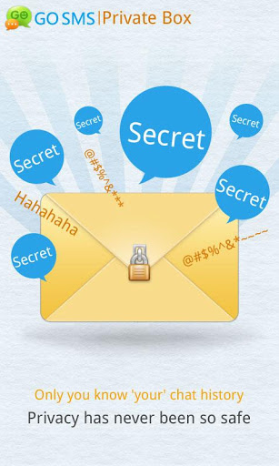 Go SMS Pro - Aplikasi SMS untuk android