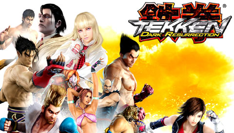 Tekken 5 Dark Resurrection PC Games New Update Link 2015