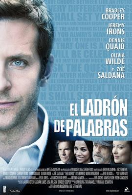 El ladrón de palabras (The Words) (2012) Español Subtitulado