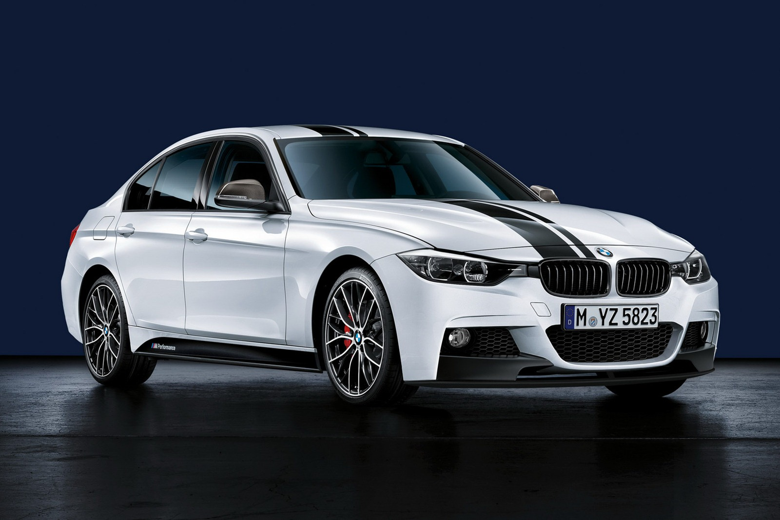 F30 BMW 335i M Performance