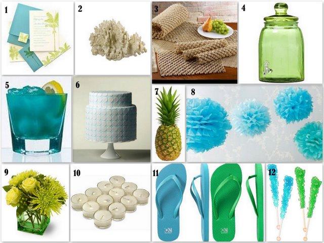 Bridal Shower Decorations Ideas