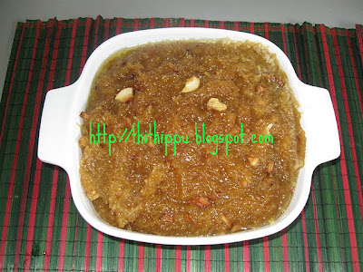 Sarkarai Pongal is made during festival days