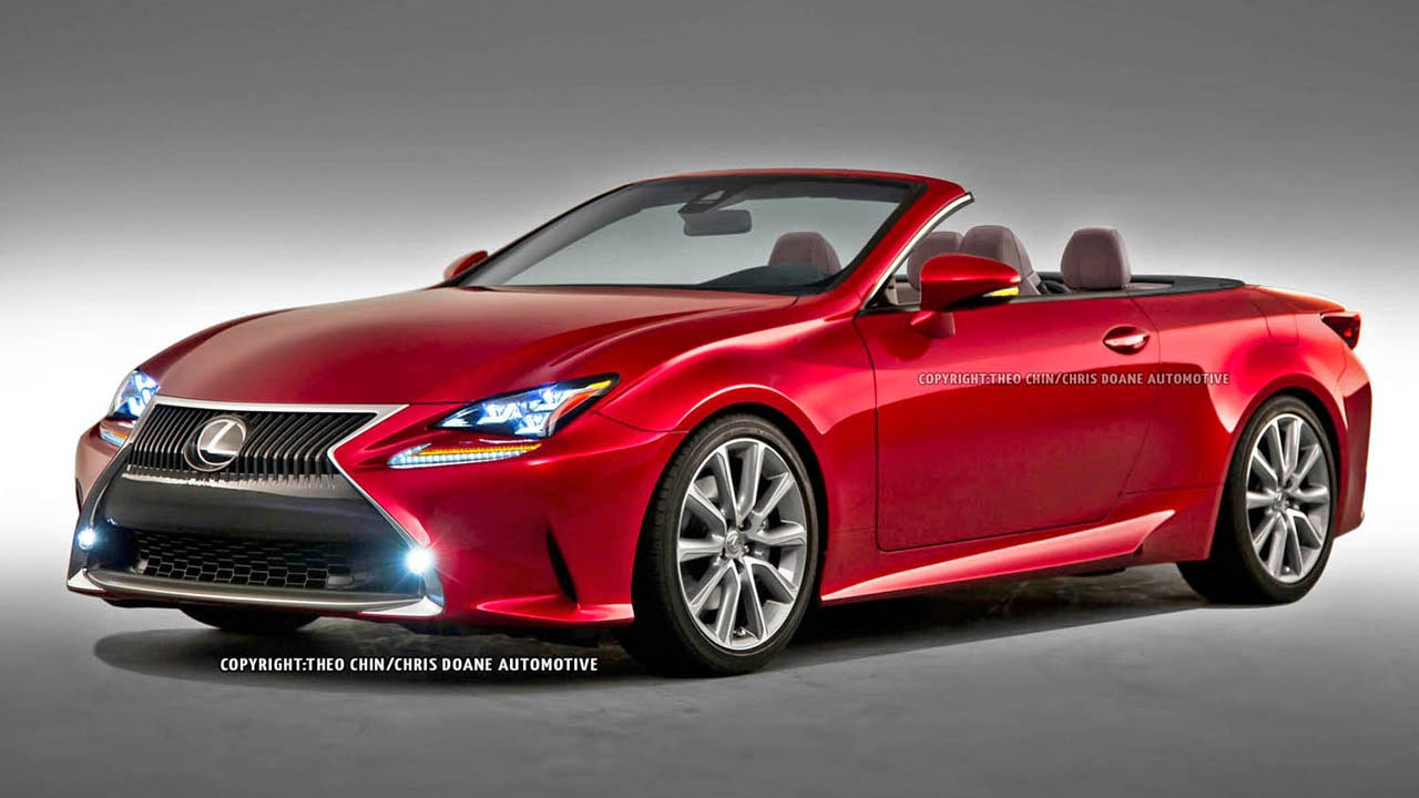 2015 lexus rc convertible release date new car release date. Black Bedroom Furniture Sets. Home Design Ideas