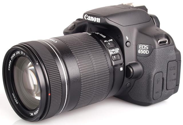 Daftar Harga Kamera DSLR