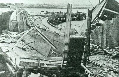 1950 explosiopn RNAD Bedenham