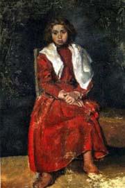 Picasso.Inicia su formación en A Coruña