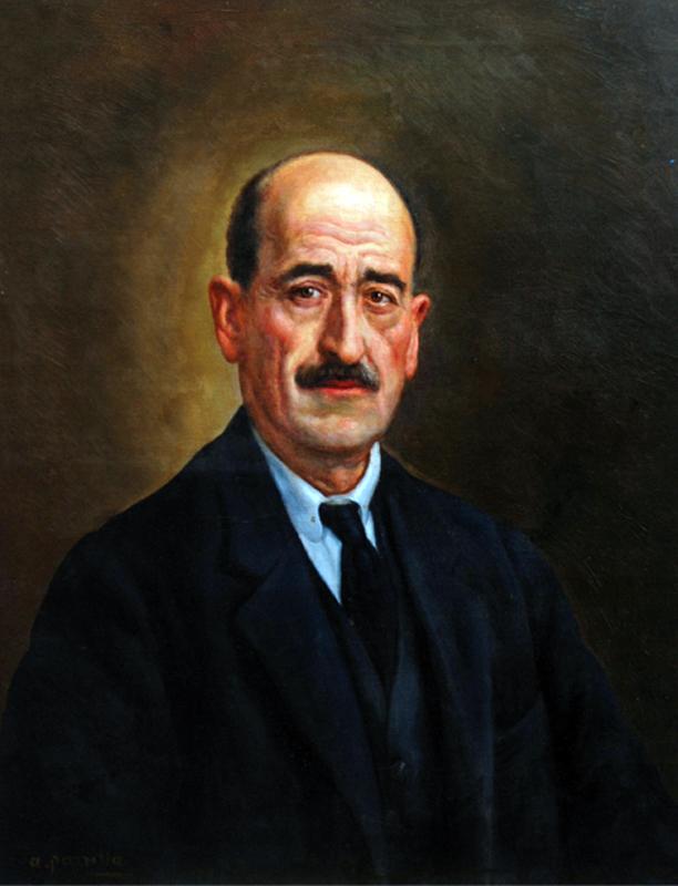 Abelardo Parrilla Candela (Murcia, 1877 - 1953)