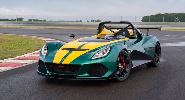 New Lotus 3-Eleven
