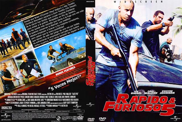Rapido Y Furioso 5   Custom   V2 por sorete22 %255Bdvd%255D 80 Rapido Y Furioso 5 [DVDFull] [Latino]