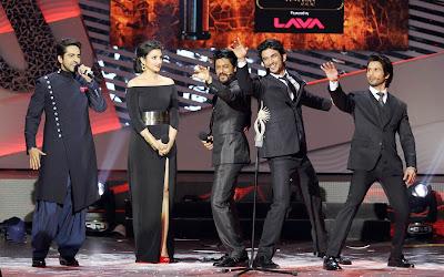 Bollywood Stars at iifa Macau, Parineeti Chopra, Vidya balan, Anushka Sharma, Madhuri Dixit, Shahrukh Khan, Shahid Kapoor, Ayushman Khurana.