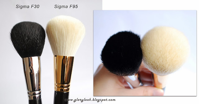 Кисть для пудры Extravaganza Sigma F95 F30
