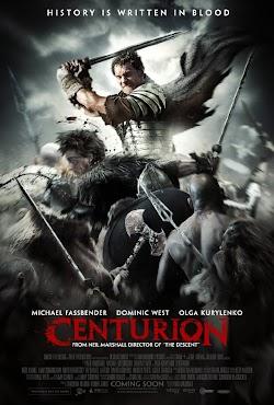 Binh Đoàn La Mã - Centurion (2010) Poster