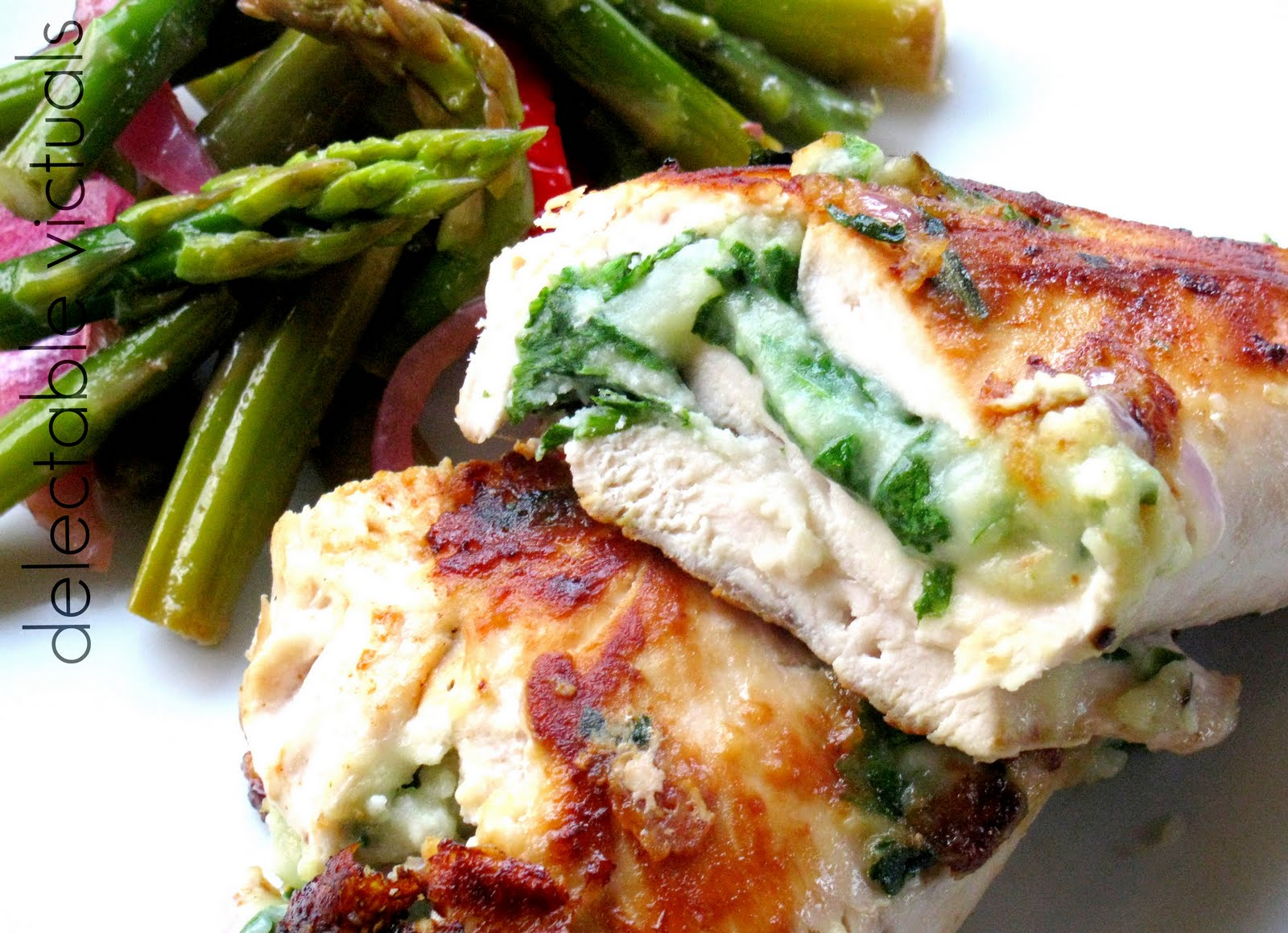 recipe: asparagus stuffed chicken breast tasty [33]