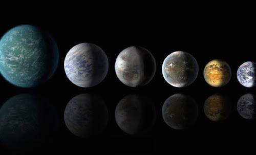 Os 6 planetas extraterrestres mais parecidos com a Terra