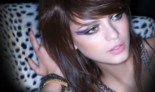 Funky Eyeliner Makeup Royal Wedding Middleton