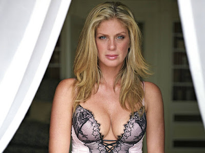 New Zealand Model Rachel Hunter