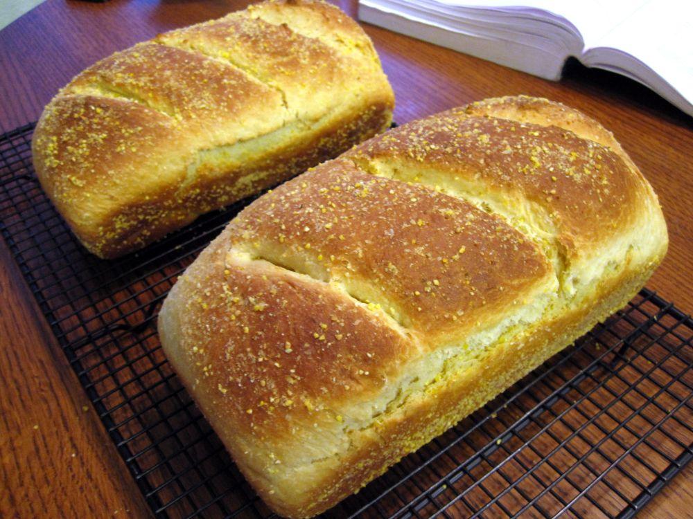 Happy Go Marni: High-Rise Cornbread Loaves | Baking, Recipes ...