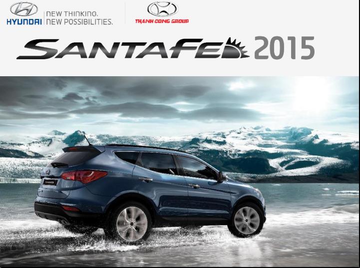 Hyundai Santafe 2015