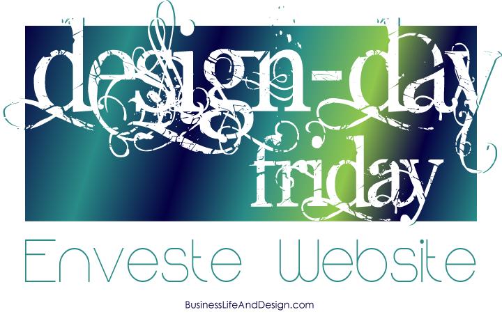 Enveste Website - Design-Day Friday