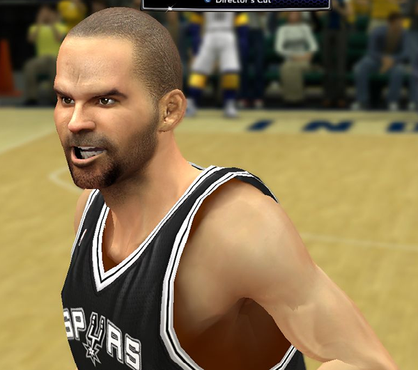 NBA 2K14 Tony Parker Cyberface Patch