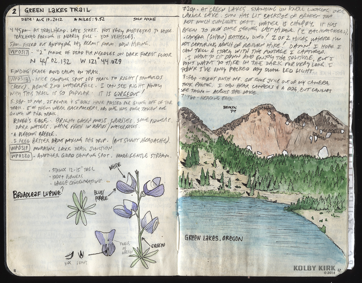 The journal diaries kolbys hiking journals seaweed kisses do you find yourself favoring a particular season over another when going on these hiking trips solutioingenieria Choice Image