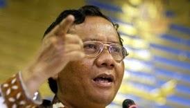 Mahfud MD: Pemblokiran Situs Web Harus Seizin Pengadilan