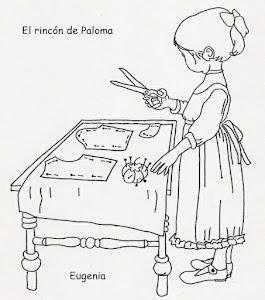 Així va neixer El rincón de Paloma