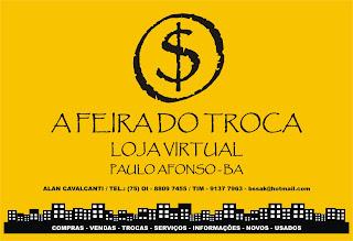 a feira do troca - loja virtual