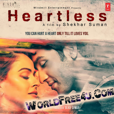 Watch Online Bollywood Movie Heartless 2014 300MB HDRip 480P Full Hindi Film Free Download At WorldFree4u.Com