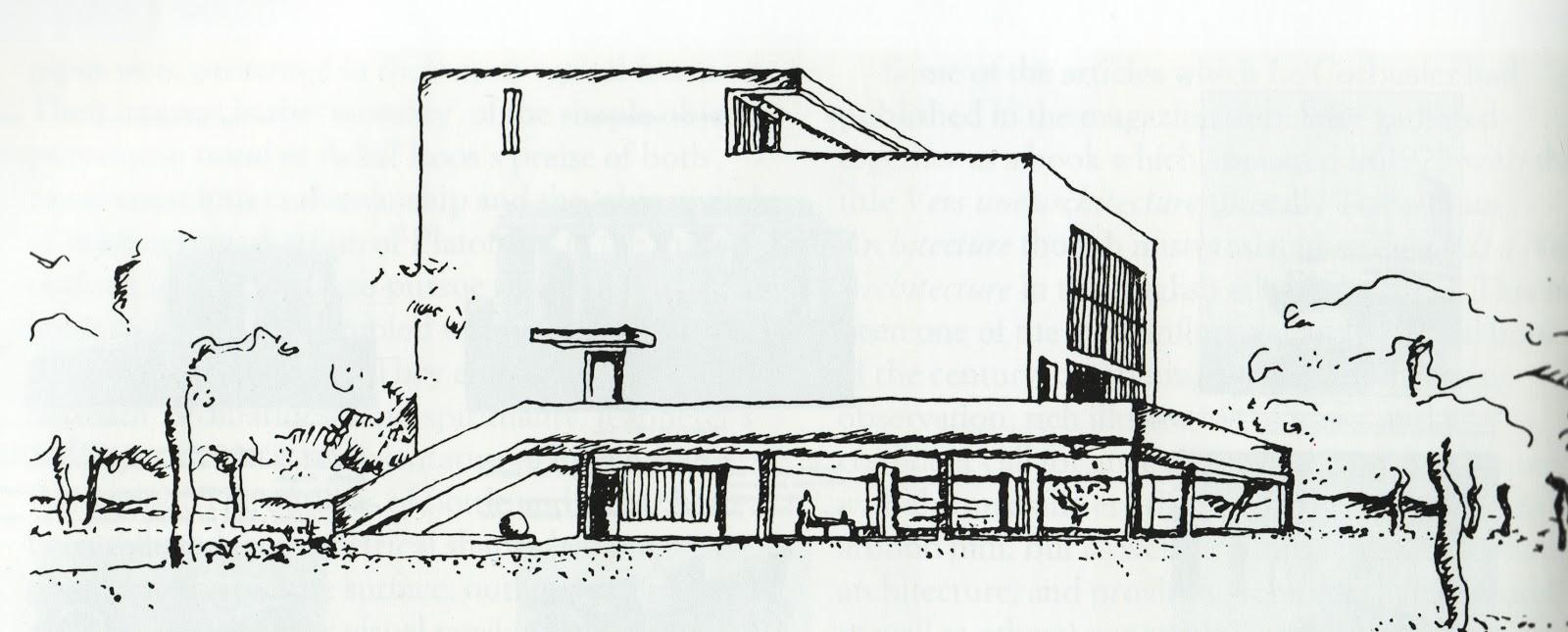 Future house s genealogy maison citrohan for Maison mason