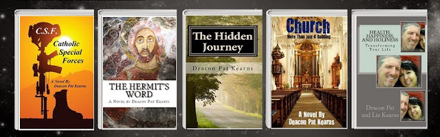 Deacon Pat's Books (The sale of books help support our mission)