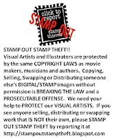 REPORT STAMP THEFT, IT'S ILLEGAL!!