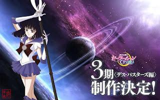 Bishoujo Senshi Sailor Moon Crystal Season 3
