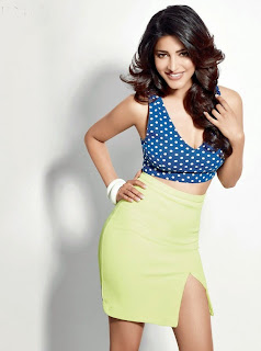 Shruthi Hassan lovely Pics from Latest Issue of Women Health Magazine Must See