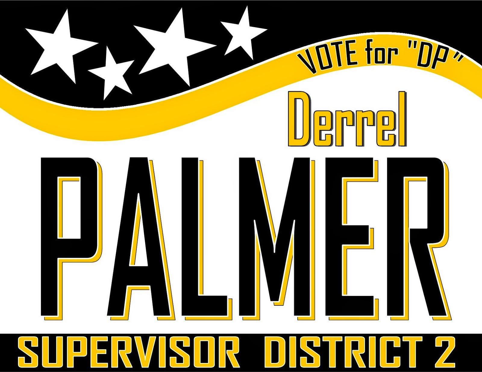 Derrel Palmer