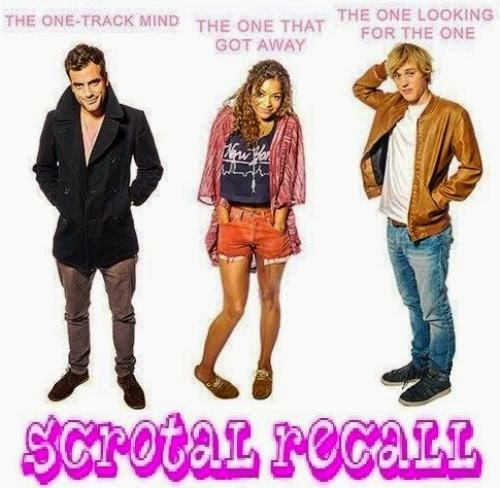 Scrotal Recall 1x05 Vose Disponible