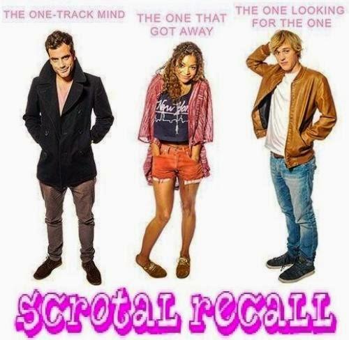 Scrotal Recall (2014) Temporada 1