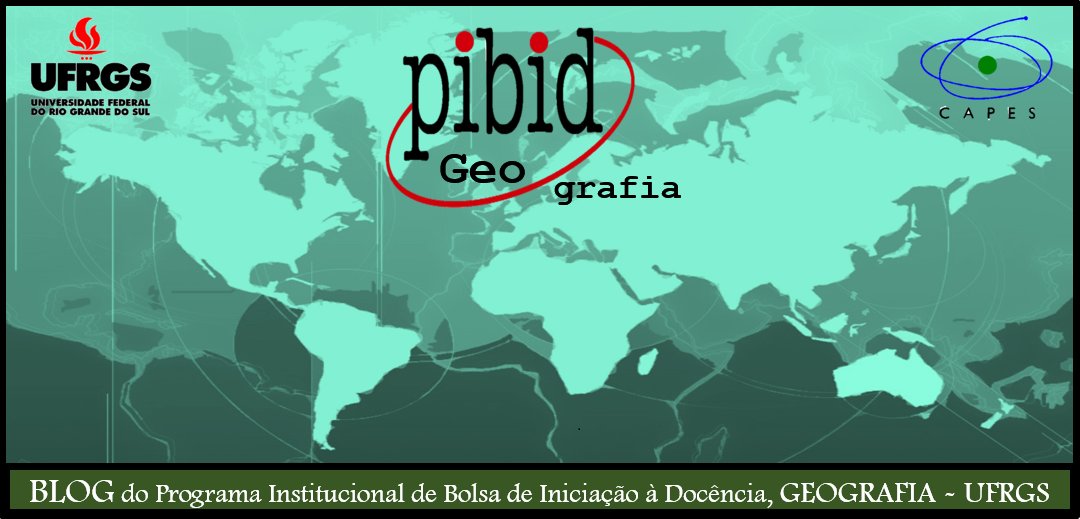 Blog do PIBID Geografia UFRGS