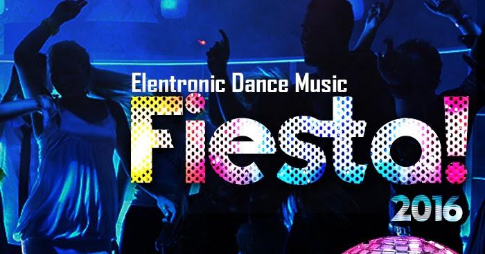 VA – Fiesta! 2016 – Electronic Dance Music [256Kbps][2016]