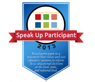 Speak Up Participant