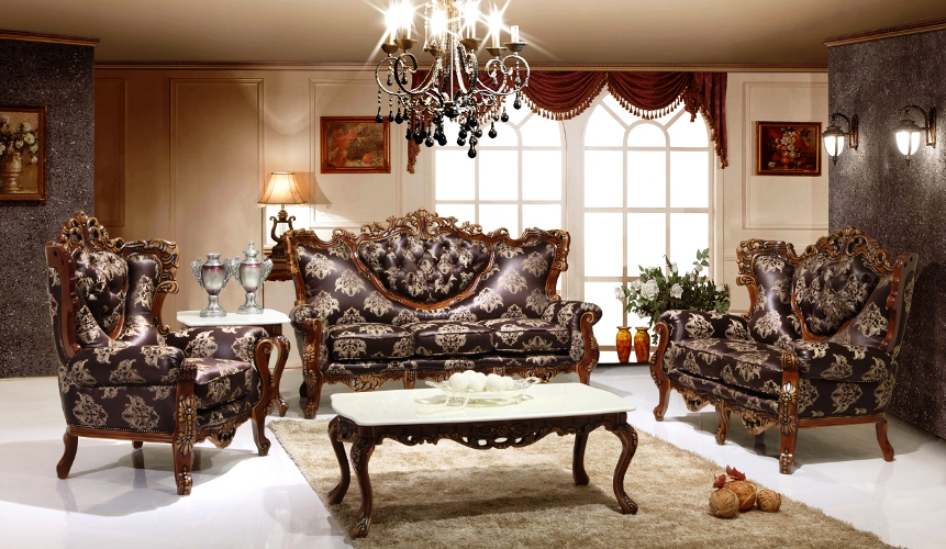 Antique Victorian Living Room Furniture Elegant Classic Design Ideas