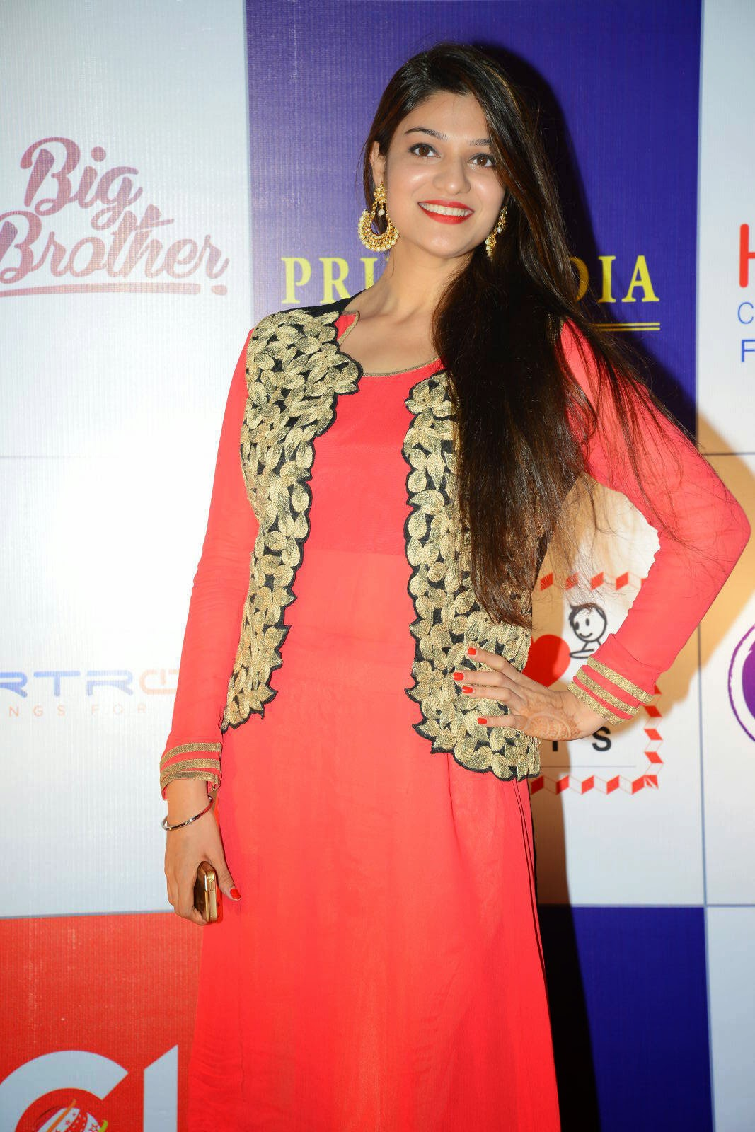 Actress Siya Goutham Latest Cute Hot Spicy Photos Gallery At CCL Charity Dinner