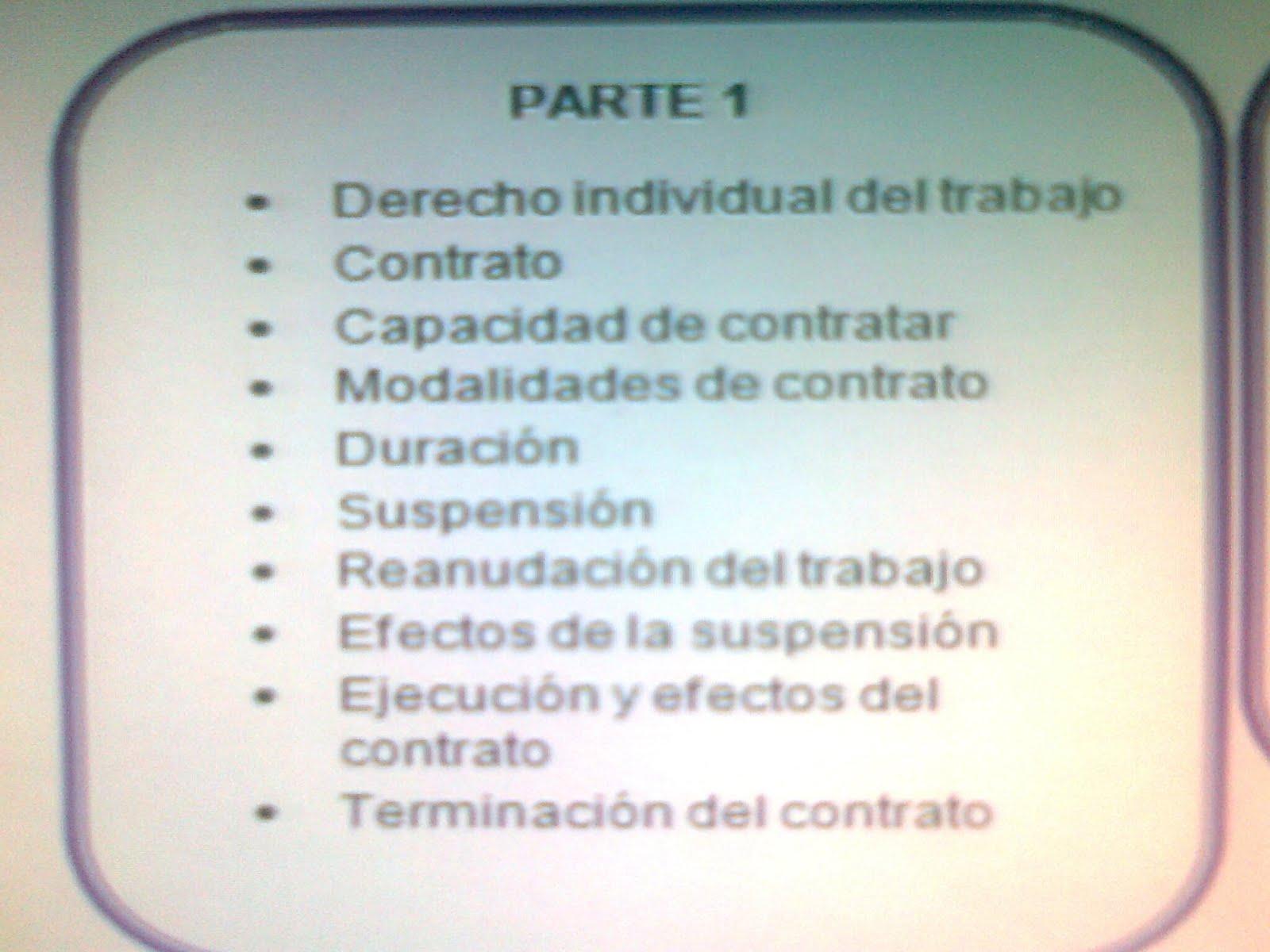 Electiva Derecho Laboral.: Codigo Sustantivo Del Trabajo